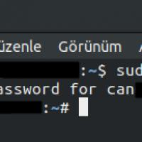 Ubuntu 18.04'te Root (Kök Kullanıcı) Erişimi Almak