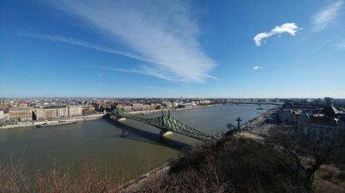 Pest-Tuna Nehri-Özgürlük Köprüsü